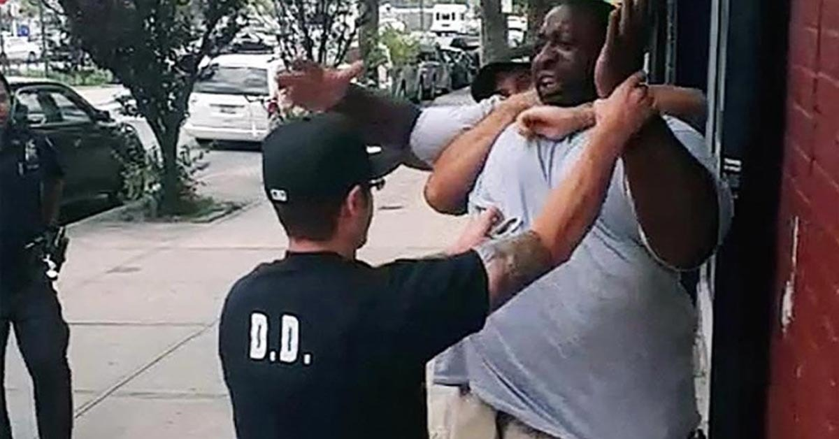 Eric Garner's Autopsy Released, Shows Cop Facing Trial Didn't Kill Him - Blue Lives Matter