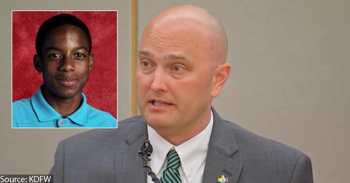 Jurors Find Former Police Officer Guilty Of Murder For Shooting Jordan Edwards