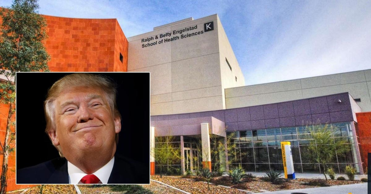 College Professor Shoots Self On Campus To Protest Trump, Keeps Job