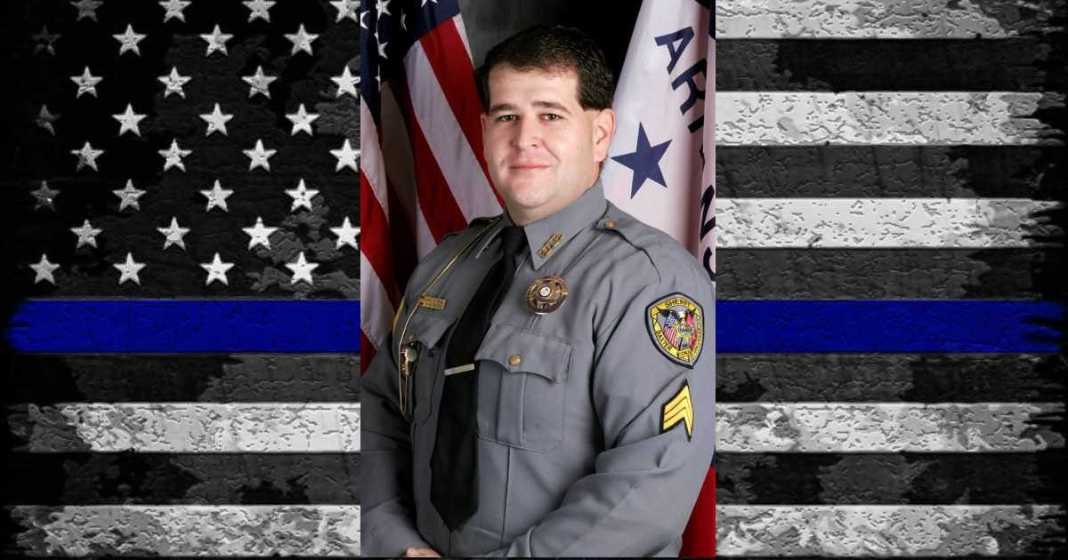 Hero Down: Baxter County Sheriff's Sgt. Eric Neal Dies