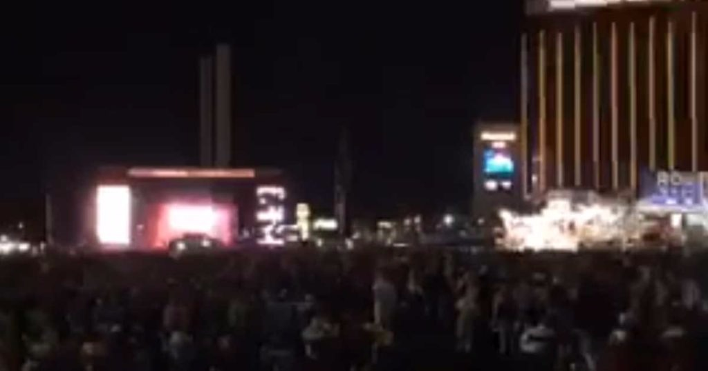 Mandalay Bay Attack Video – Attacker Opens Fire On Las Vegas Strip Concert With Full-Auto