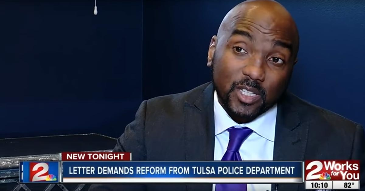 NAACP LDF Gives Stats 'Proving' Police Are Racist, Union Turns It Around On Them