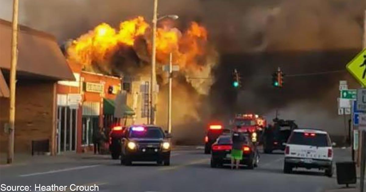 BREAKING: Four Troopers Hurt In Explosion, Fifth Shot During Gun Battle