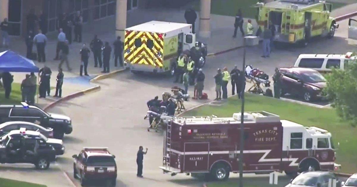 School Shooter Used Shotgun To Blast Through Door, Shoot Student In Chest