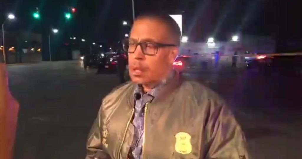 Detroit Police Chief James Craig Has A Problem With Officers At Las Vegas Concert Being Disarmed