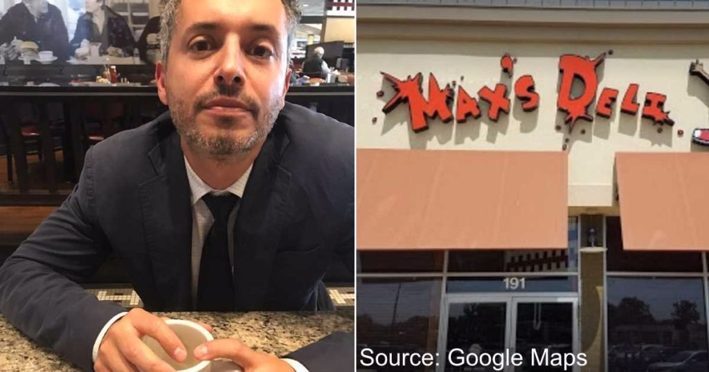 Chicago Deli Owner Says Las Vegas Was 'Community Outreach,' 'White People Shooting White People'