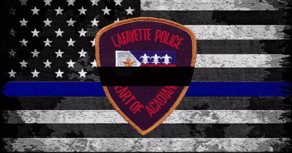 BREAKING: Lafayette Police Officer Murdered