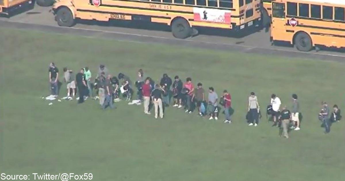 LATEST: 8 Dead In Santa Fe School Shooting, Officer Down