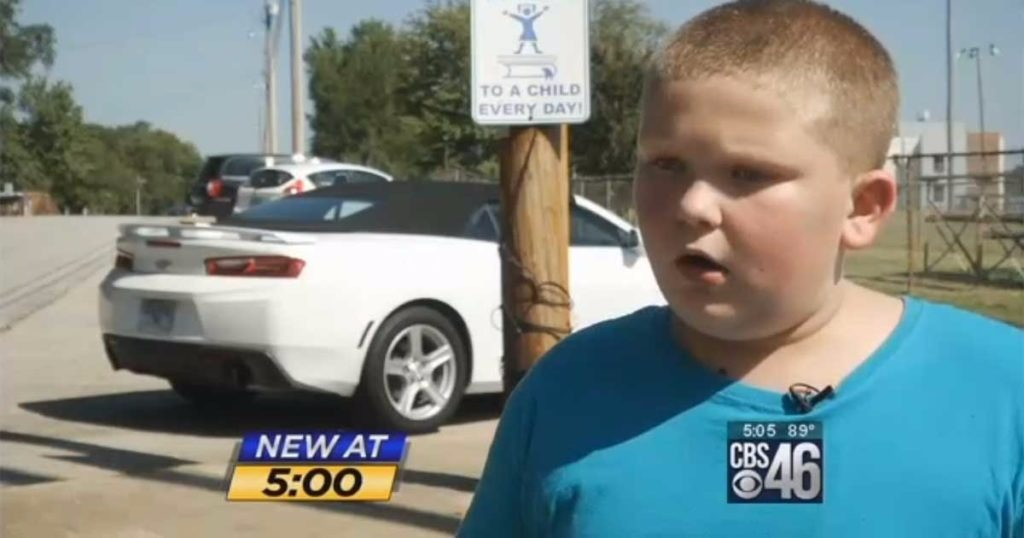 Two 10-Year-Old Students Bullied For Standing For The Pledge Of Allegiance