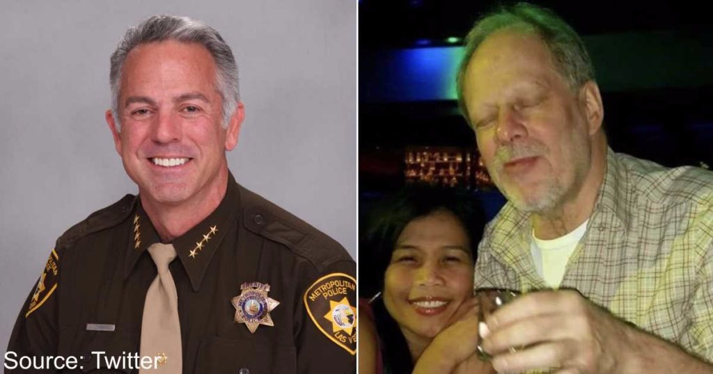 Sheriff Thinks Las Vegas Shooter Had Help Planning His Attack