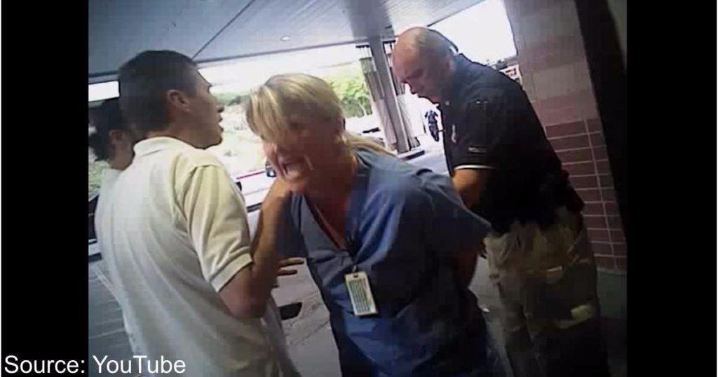 Detective Jeff Payne Fired For Arrest Of Utah Nurse