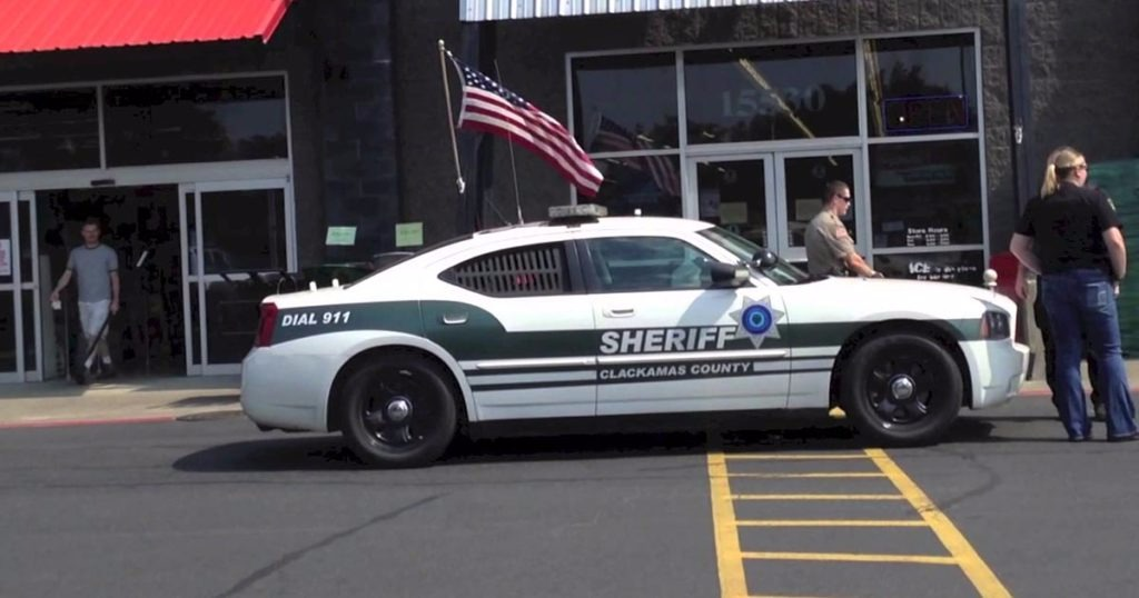 Clackamas County Sheriff Investigating Reports Of Nude Deputy Photo Shoot Inside Courthouse
