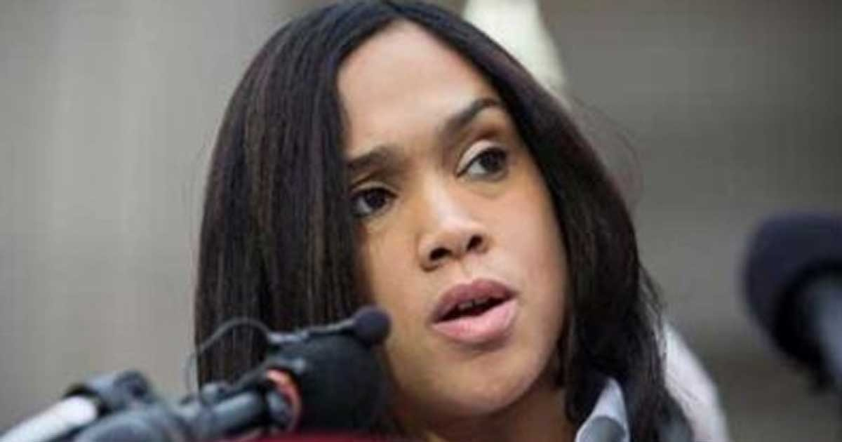 Court Blocks Cops' Lawsuit Against Mosby, Suggests They're Acting Entitled