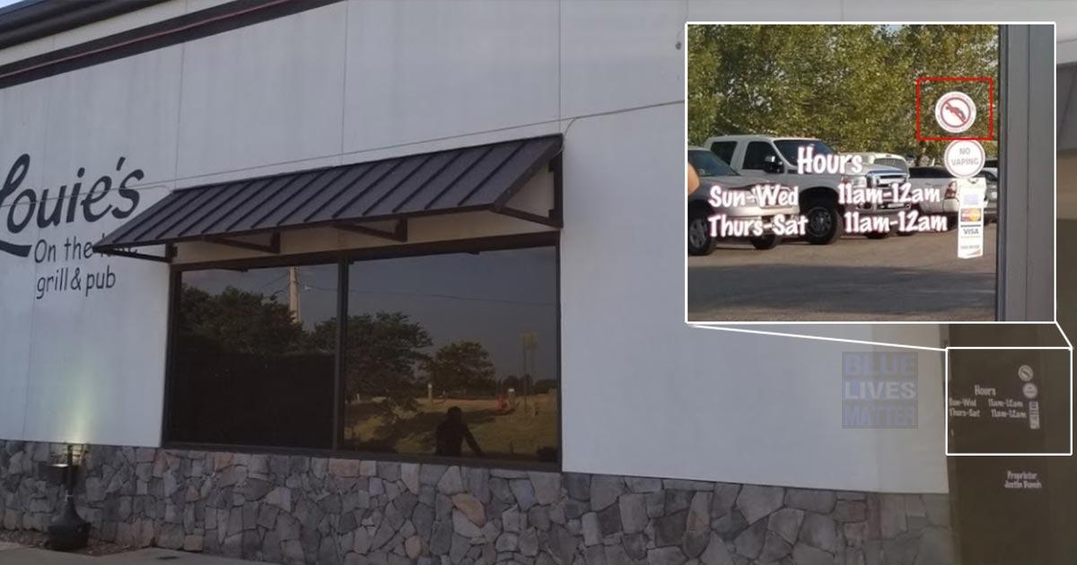 Active Shooter Attacked Gun-Free Restaurant – Gun Owners Ran To Cars For Guns