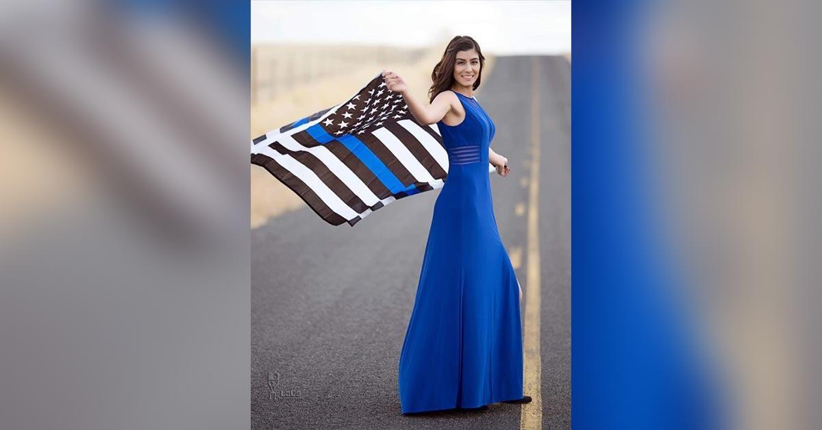 22-Year-Old Davis Police Officer Natalie Corona Murdered  - Blue Lives Matter