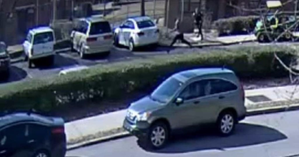 Metro Nashville Officer Josh Lippert Shot Justifiably-Dead Felon Jocques Clemmons In Back