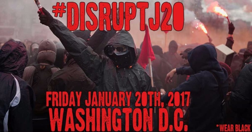 American University Hosts Training Of Inauguration Disrupters, Bans Media