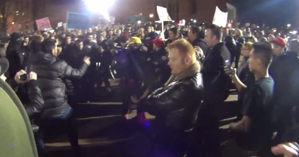 Shooter At University Of Washington Riot Claims Self-Defense From Rioter, Released By Police