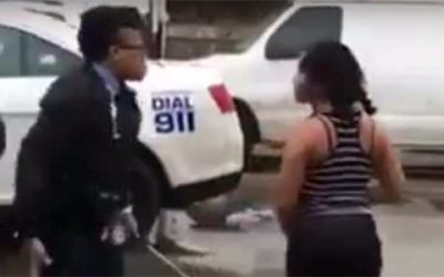 Latest 'Police Brutality' Video Just Shows Philadelphia Officer Winning a Fight
