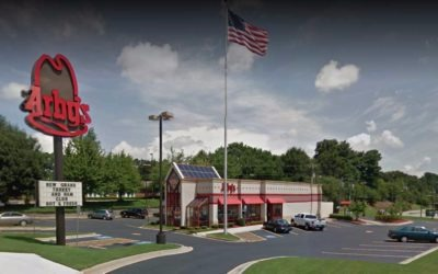"""Officer Orders Food At Arby's Restaurant In Georgia And Receives Receipt With """"PIGS"""" Typed On It"""