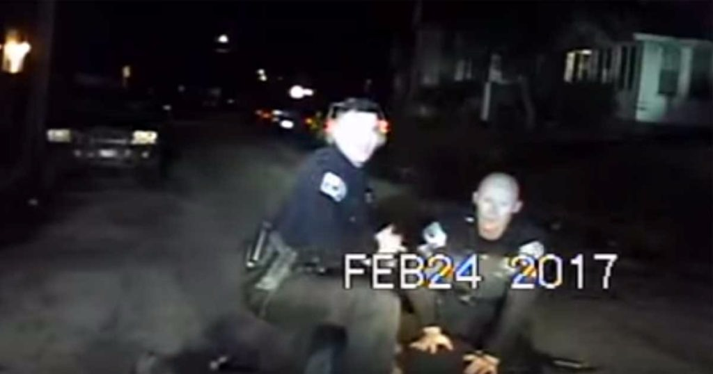 After Threats To Officers' Kids, Dash Camera Video Released Showing Police Didn't Beat Untril