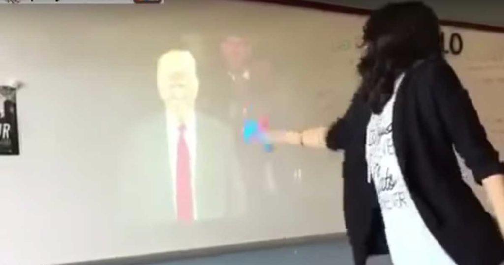 Dallas Teacher Payal Modi Suspended For Insane 'Mock Assassination' Of President Trump