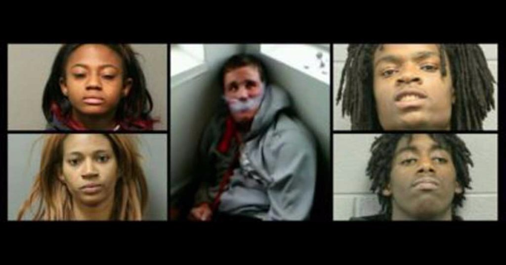 Chicago Four Torture Suspects Plead Not Guilty In Livestreamed Attack On Mentally Disabled Man