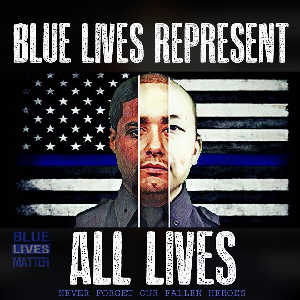 Contact Blue Lives Matter
