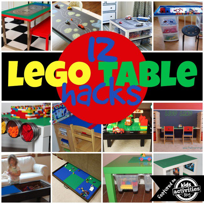 37 Genius Lego Organization Ideas Kids Activities