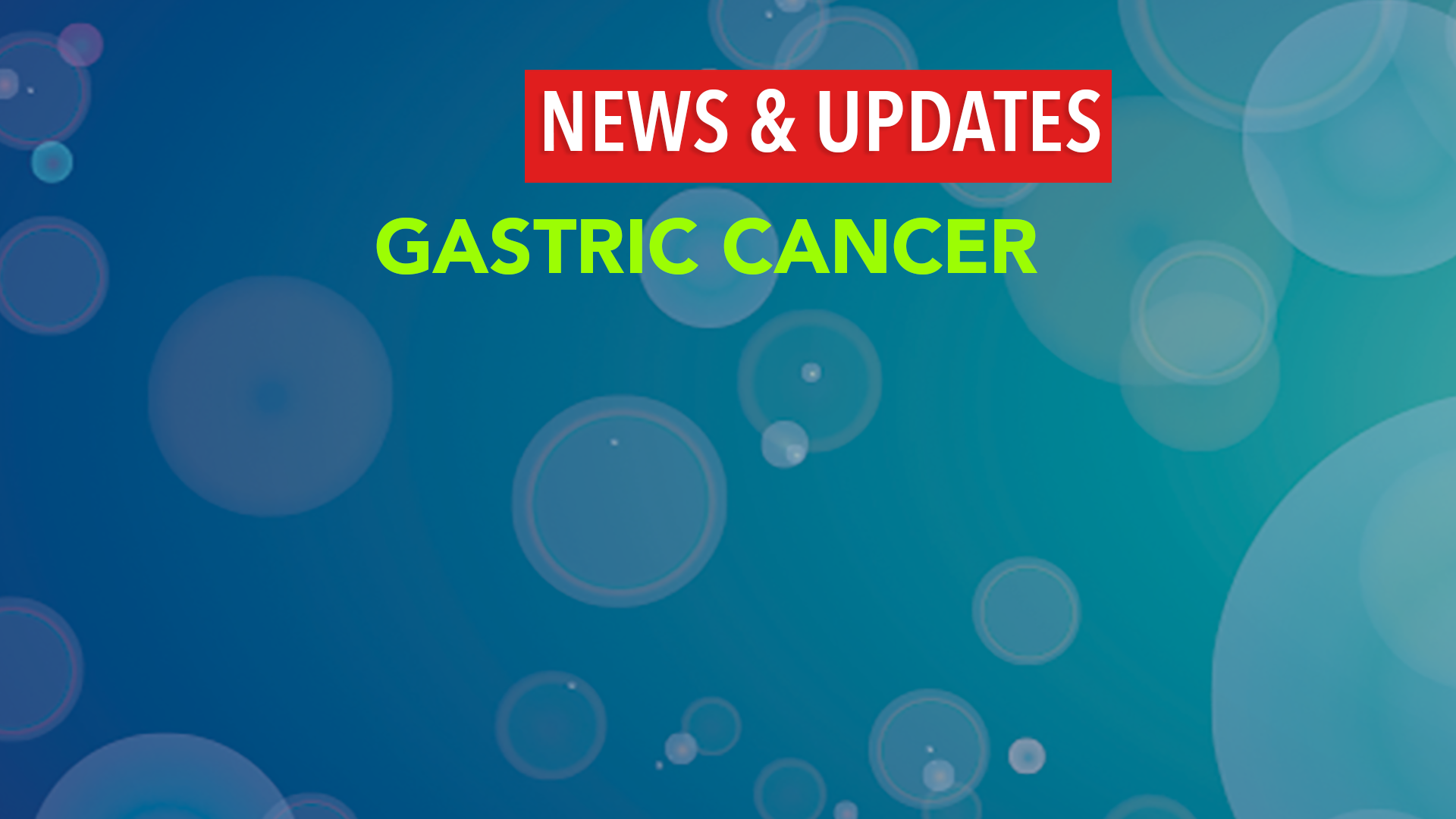 Gastric cancer nice Endometrial cancer nice