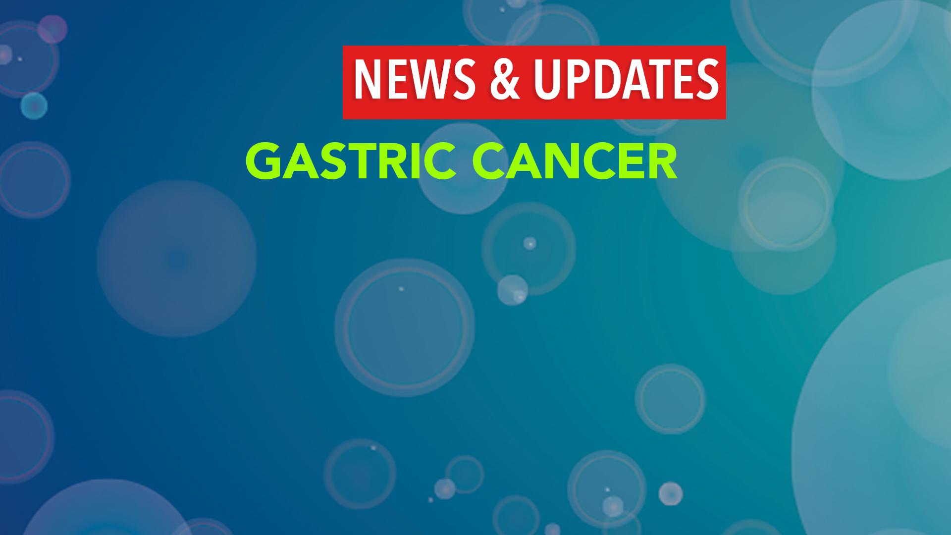 gastric cancer nice)