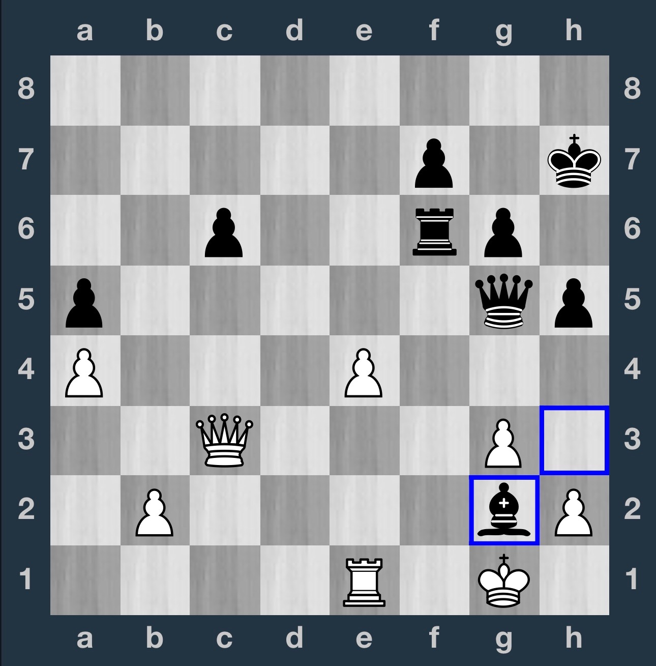Daily Chess Improvement: Real Game Tactic!