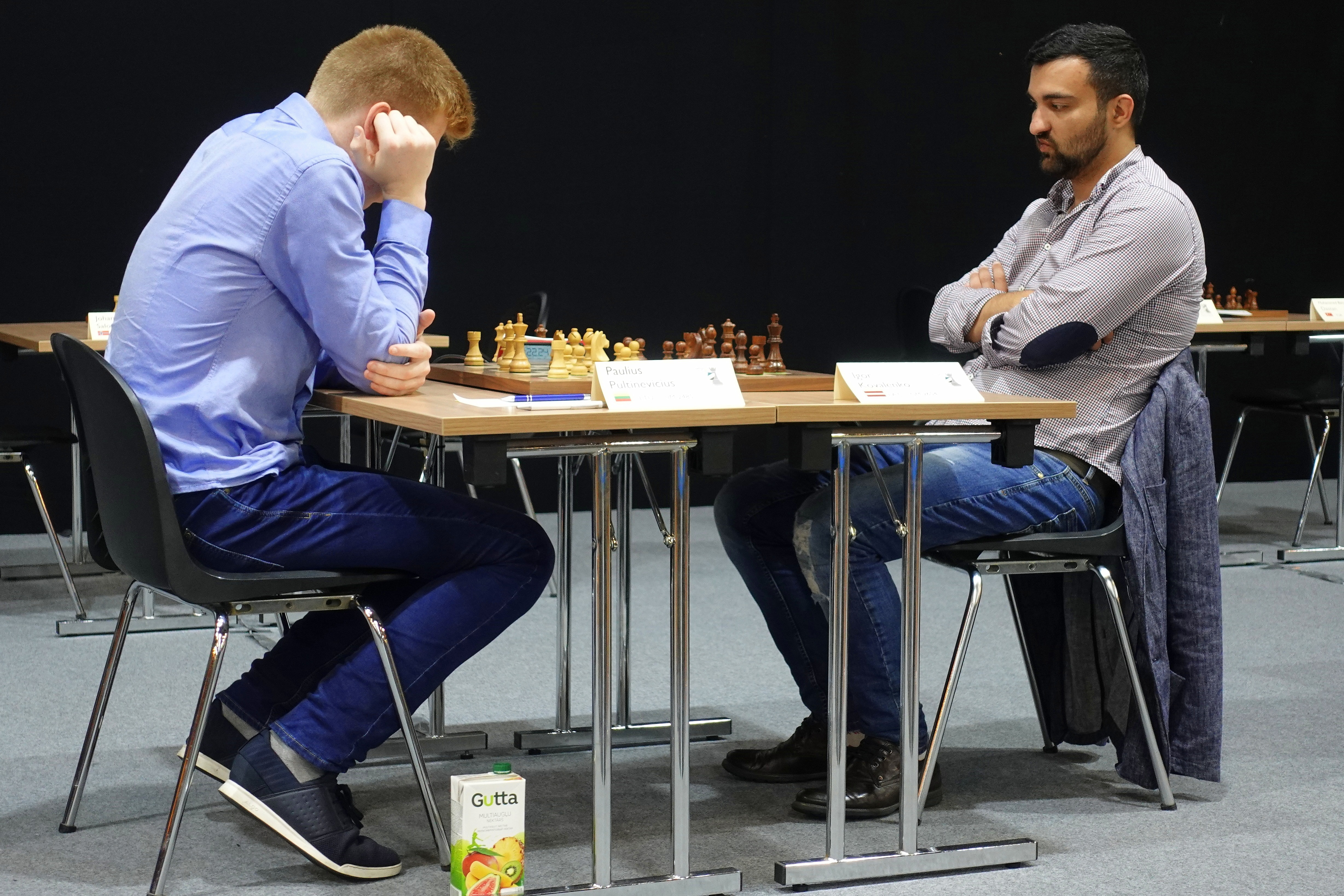 Kovalenko wins 2019 RTU Open on tiebreaks over Sulskis
