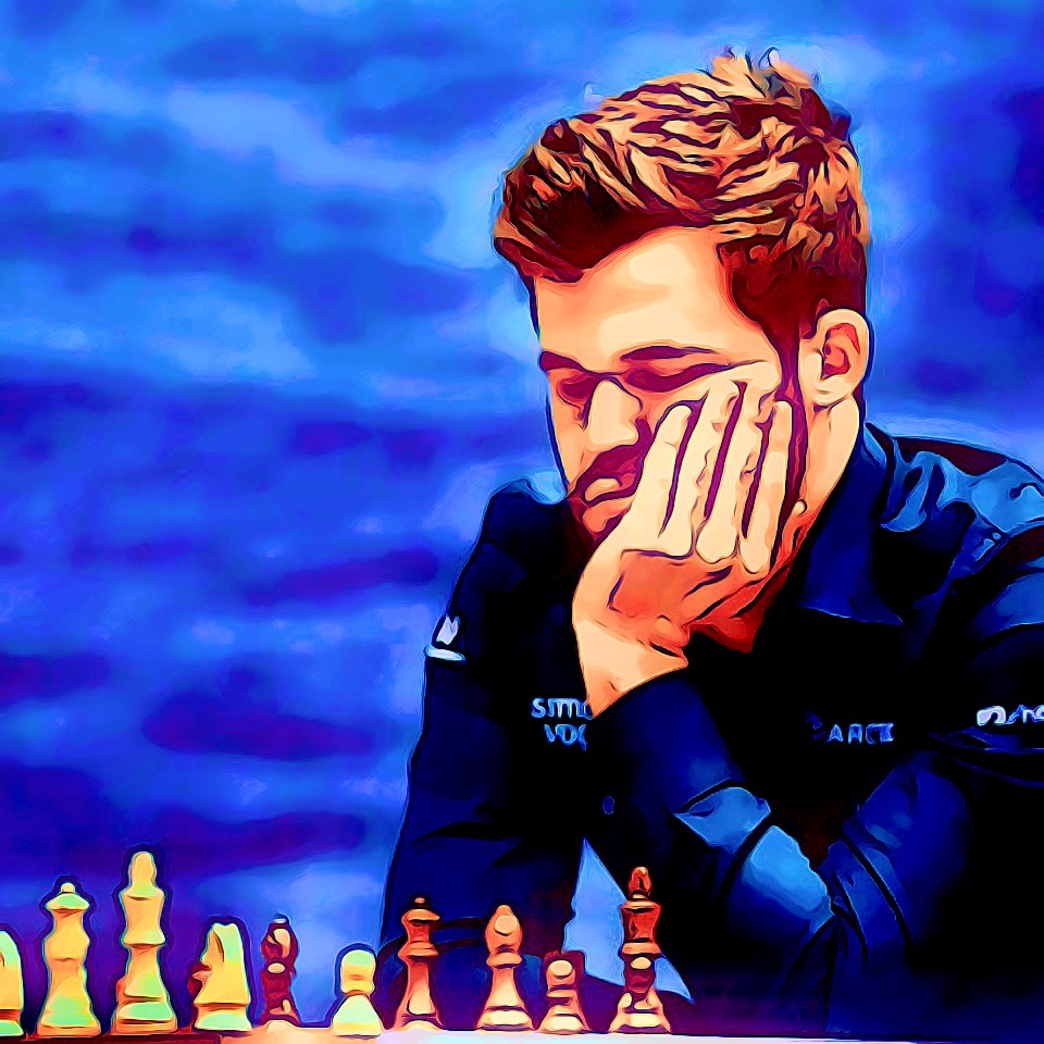 Carlsen dominated all legends to easily win the preliminary stage