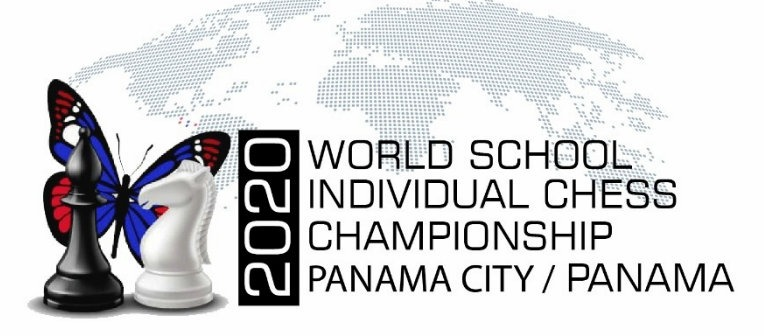 I will attend the 2020 World School Chess Championship in Panama
