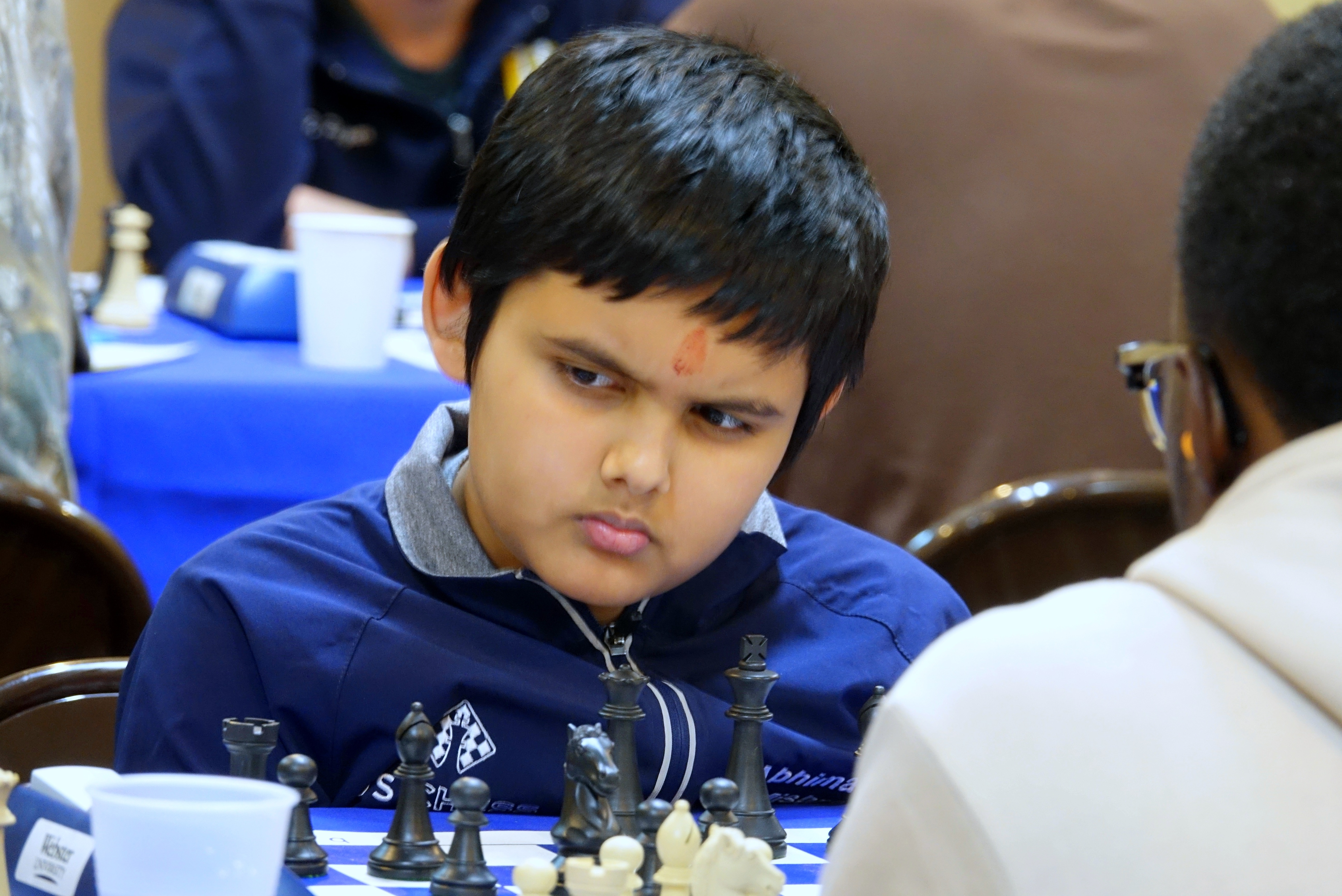 Meet the world's youngest IM, Abhimanyu Mishra of the US
