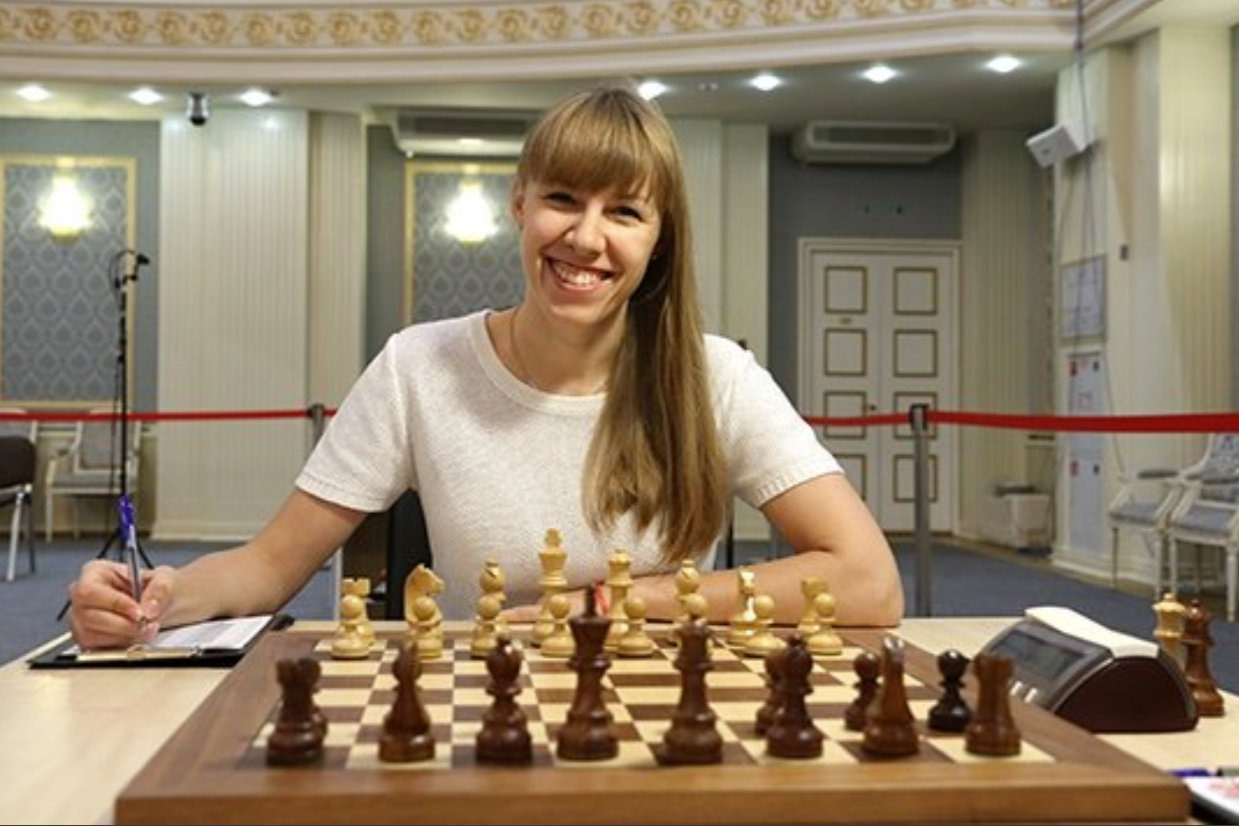 Girya defeated Pogonina in the playoff to win 2019 Russian Women's Superfinal