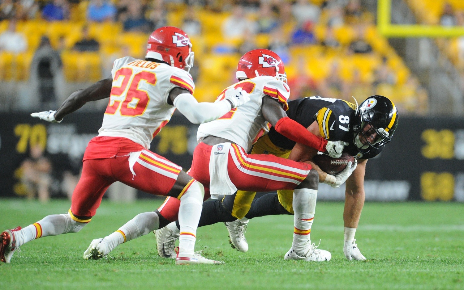 LIVE UPDATES: Chiefs Whittling Down Roster to Initial 53 Players