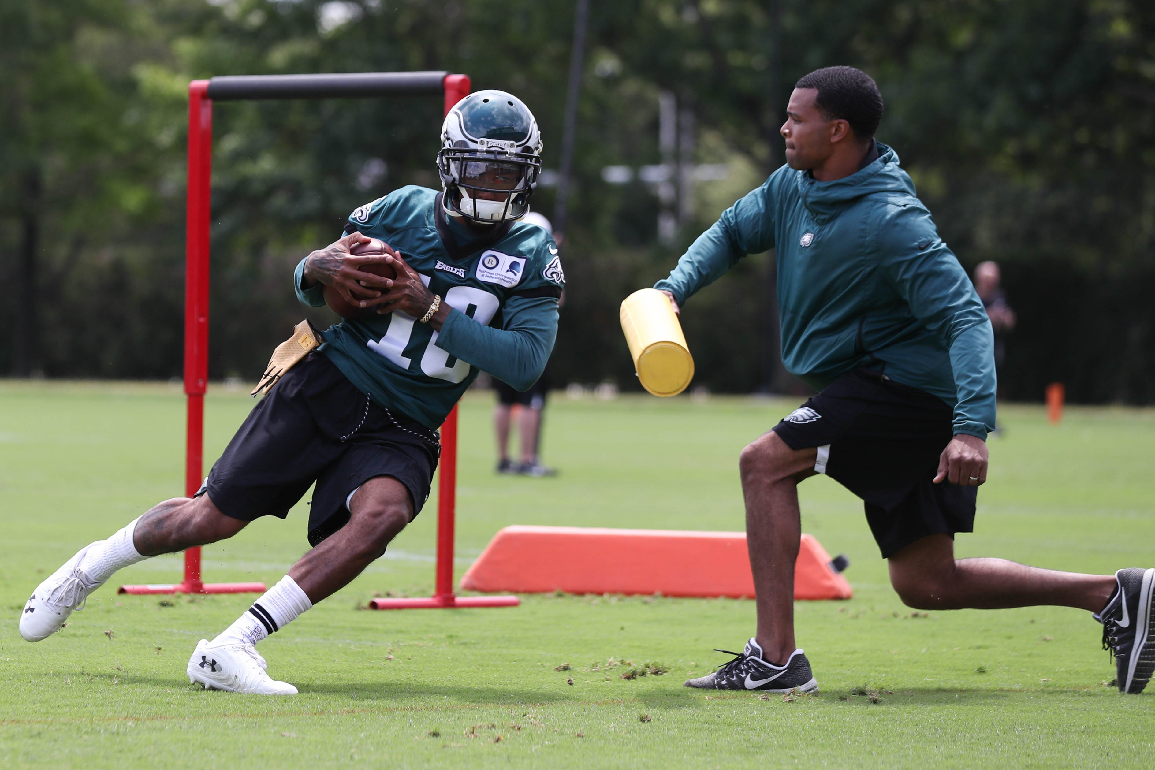 There is talent aplenty on the Eagles roster, and here are some dynamic duos
