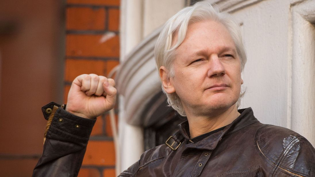 ASSANGE MOVES TO FORCE TRUMP ADMINISTRATION TO REVEAL CHARGES AGAINST HIM - Eva Golinger