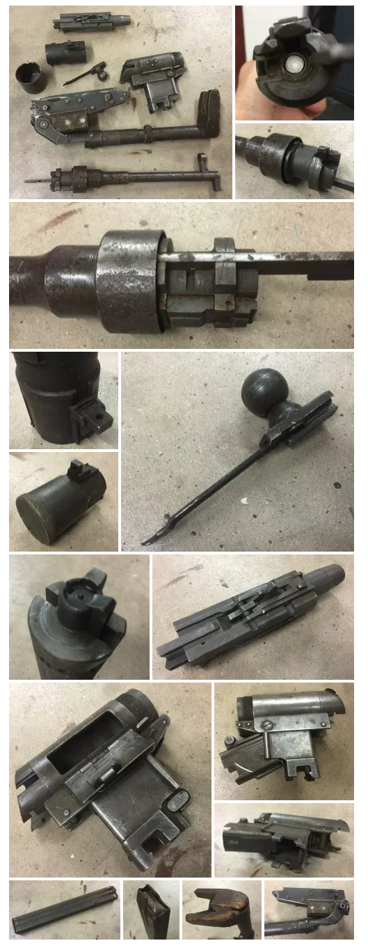 For Sale: Gras M14 Conversion, Hotchkiss Universal kit, Yugo