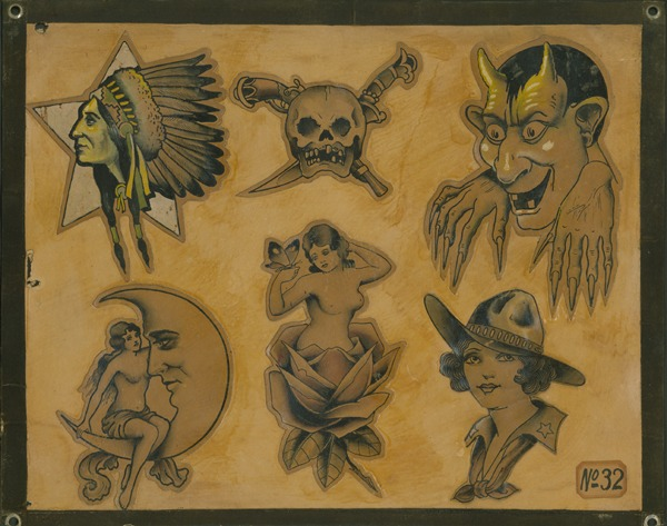 How Native American Tattoos Influenced The Body Art Industry