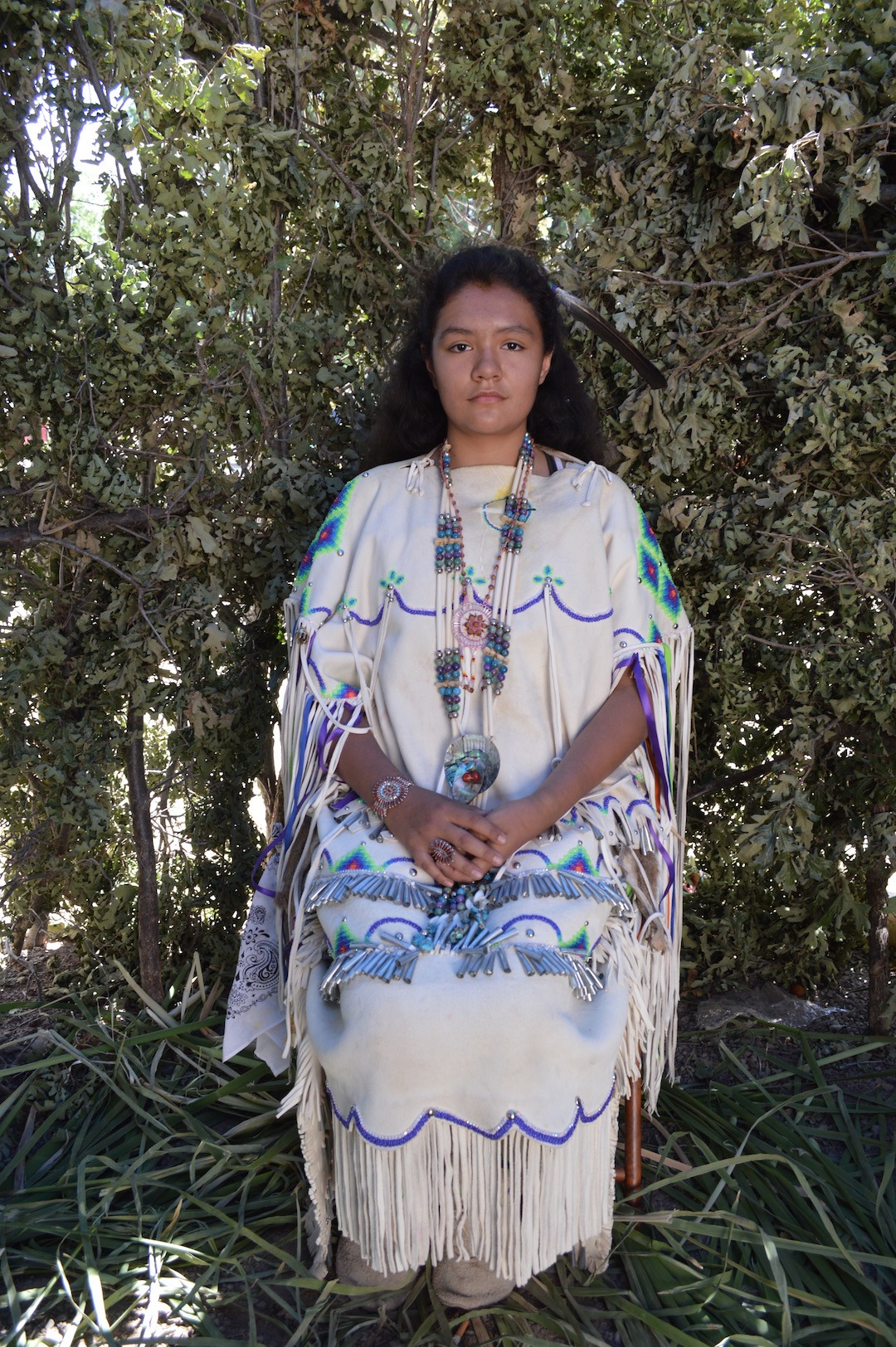 Apache Puberty Rites: 6 Girls Attain Womanhood