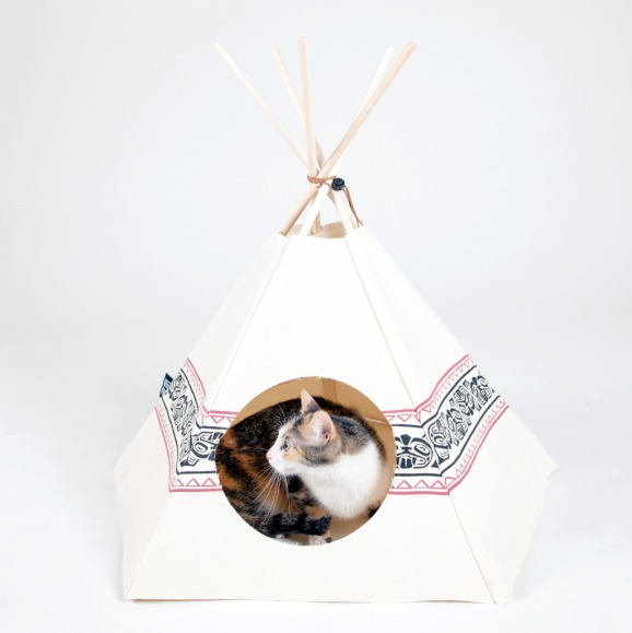10 Non-Indian Tepees: Get Ready for Tepee Mania