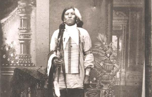 Is This Crazy Horse Investigating Indian Country S Most Controversial Photo