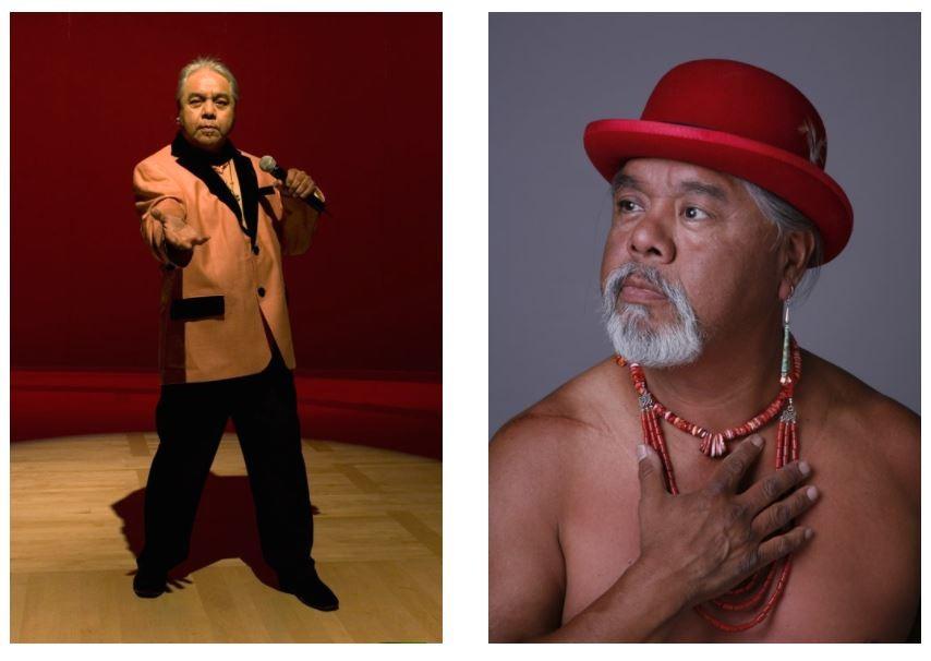 Regarded Native American Performance Artist James Luna Has