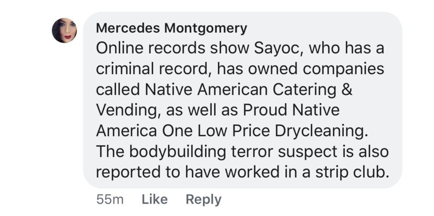 Seminole Tribe Of Florida Arrested Magabomber Cesar Sayoc Is Not A
