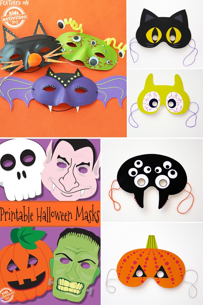 30 Diy Mask Ideas For Kids Kids Activities