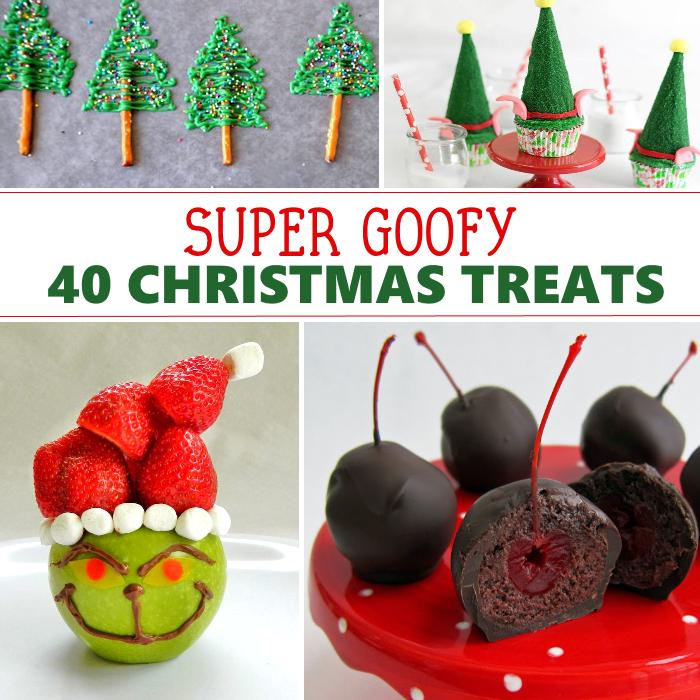 40 FUN CHRISTMAS TREATS  Kids Activities