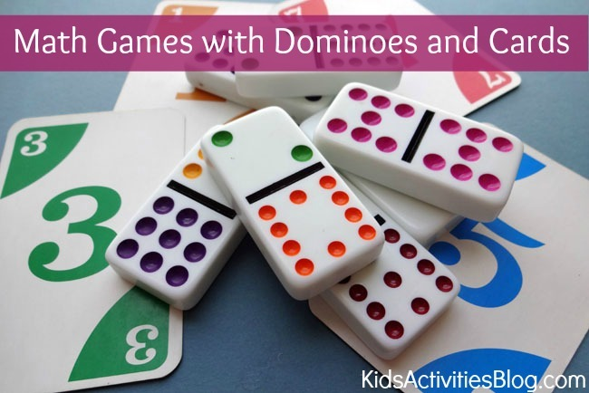 cool math games dominoes and a deck of cards  kids